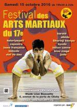 Festival des Arts Martiaux du 17e 2016
