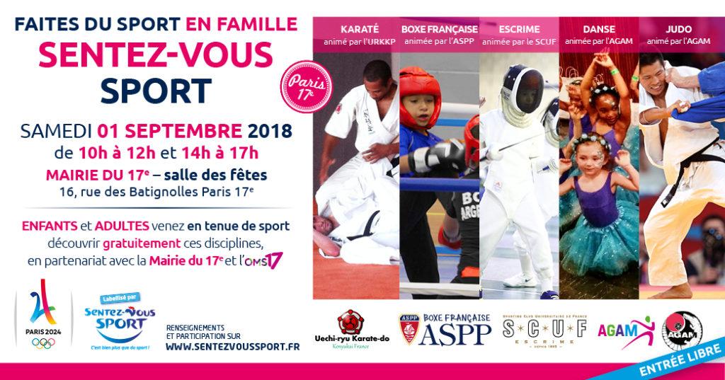 ASPP Sentez-Vous sport 2018