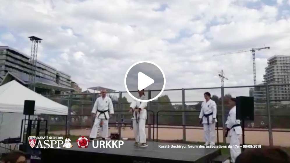ASPP URKKP Karaté Uechiryu