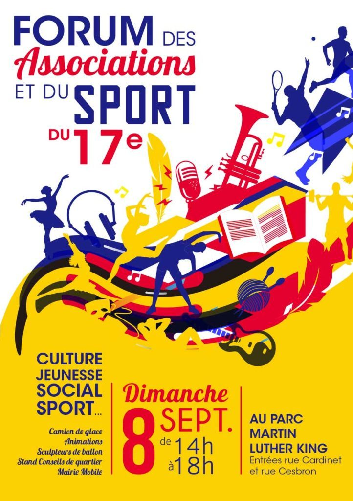 Forum Associations Paris 17 2019