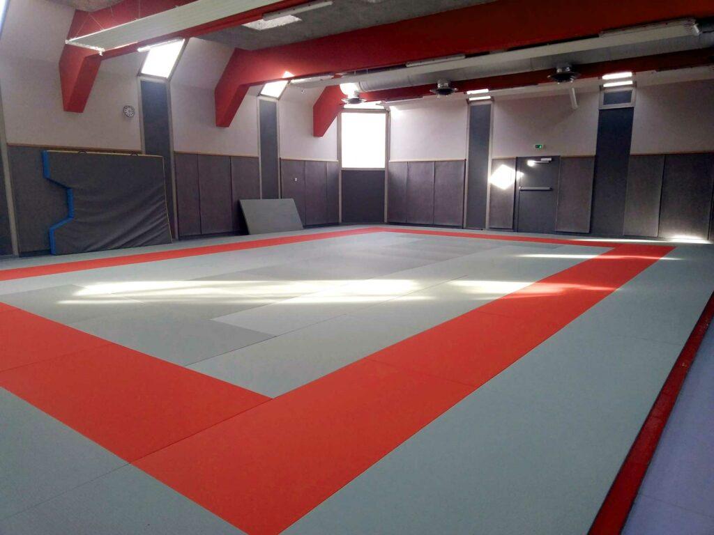Centre sportif de Reims salle Arts martiaux Paris 17e