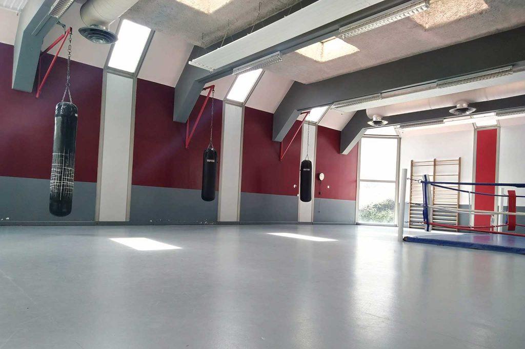 Centre sportif de Reims Paris 17e